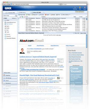 gmx mail бесплатная электронная почта