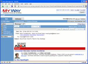 my way my mail бесплатная электронная почта