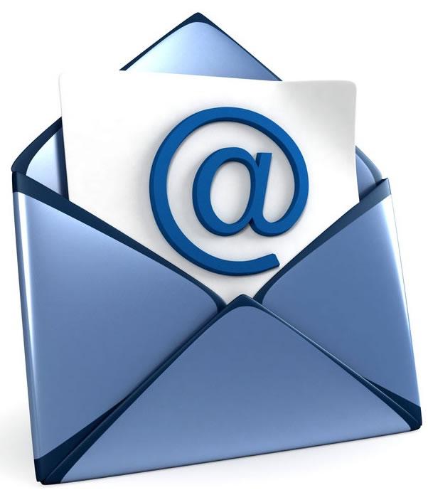 История электронной почты