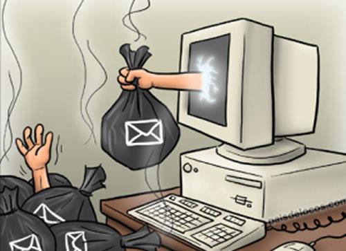 Как отличить от делового предложения спам